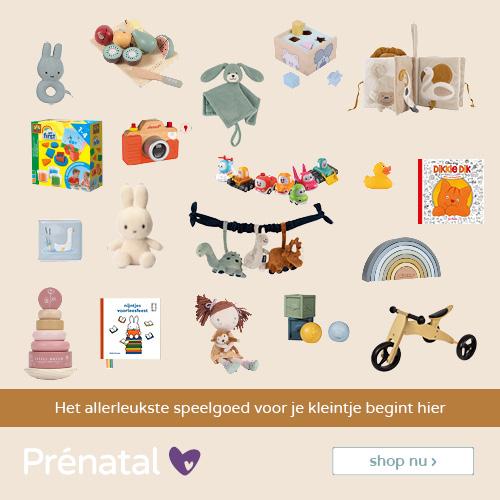 Het allerleukste speelgoed voor je kleintje begint hier!