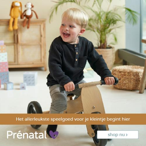 Prénatal - Het allerleukste speelgoed voor je kleintje begint hier!