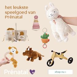 Het leukste speelgoed van Prénatal!