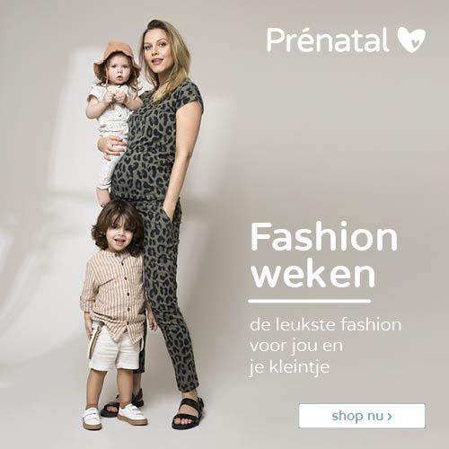 Prénatal fashion weken! De leukste fashion voor jou en je kleintje
