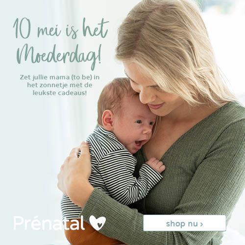 10 mei is het moederdag | zet ze in het zonnetje met de leukste cadeaus bij Prénatal