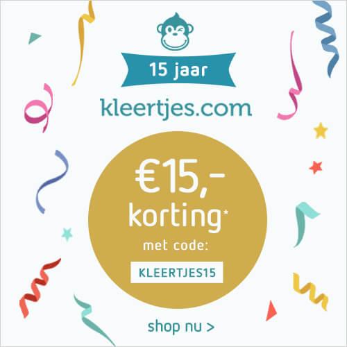 Kleertjes.com   tot 20% korting op alles van Noppies & Babyface
