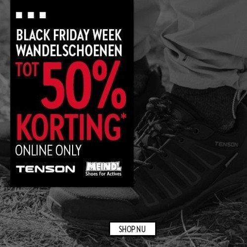 Perry Sport Black Friday Week Wandelschoenen tot 50% korting
