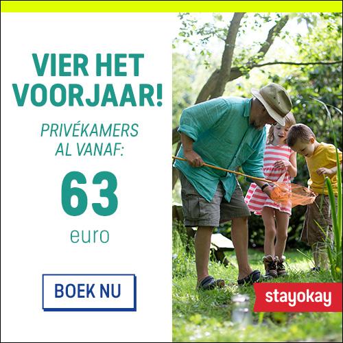 Verblijf met je gezin | Stayokay