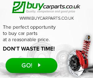 Buy Car Parts Banner
