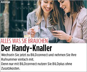 BILDconnect LTE 2000 Allnetflat Handytarif
