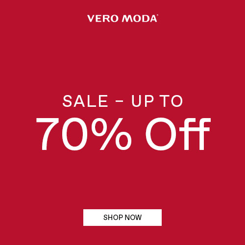 VERO MODA Winter Sale tot 70% korting