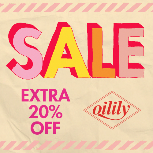 Oilily World uitverkoop 20% extra korting