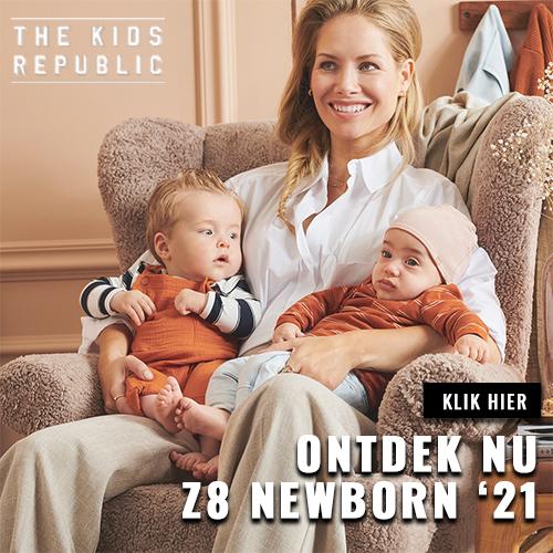 The Kids Republic Z8 Newborn 2021 Zomercollectie
