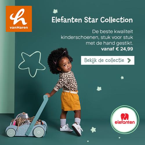 Elefanten star Collection kinderschoenen hand gestikt vanaf € 24.99