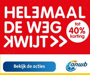 € 10,- extra korting op alle Human Nature wandelschoenen bij de ANWB
