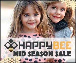 Mid season sale bij HappyBee