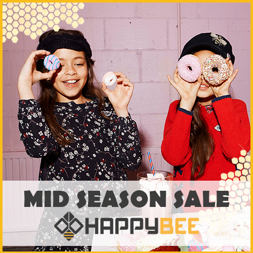 HappyBee mid season sale