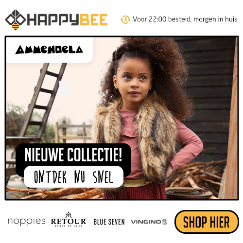 Happybee - Merklancering AW - Ammehoela 2020