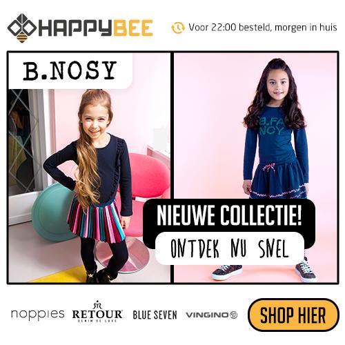 Happybee - Merklancering AW - Bnosy 2020