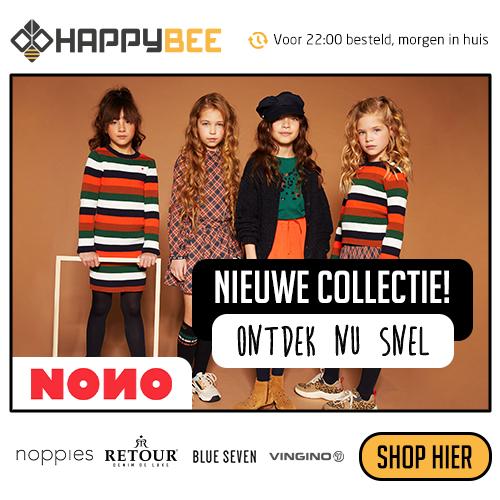 Happybee - Merklancering AW - Nono 2020