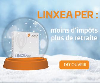 Plan d'épargne retraite Linxea