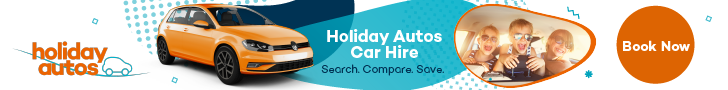 holiday autos car hire comparison