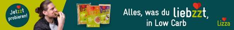 Zertifizierungen & Notationen Lizza, die gesunde Pizza mit ALA*.