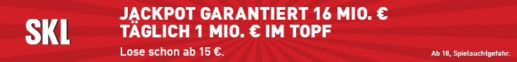 Werbebanner Sofortlos.de SKL 16 Mio 728x90