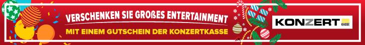 Gutscheine: Karten & Tickets für zahlreiche Events -- Konzertkasse