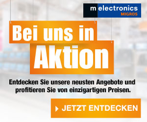 melectronics Banner: Bei uns in Aktion