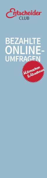Werbebanner Entscheiderclub.de ohne Grafiken 160x600