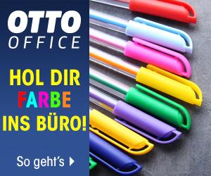 Werbebanner von OTTO Office