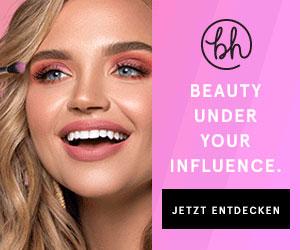 BH Cosmetics - 20 % Gutschein   Gutscheine-Oase.de