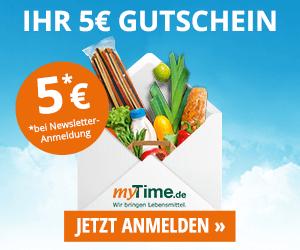 5 EUR Gutschein mytime