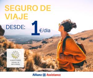 Allianz Assistance, seguros de viaje con descuento
