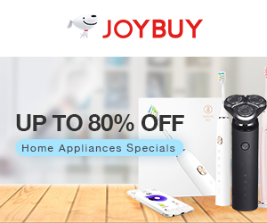 JoyBuy Offers on Home appliances - Discounts