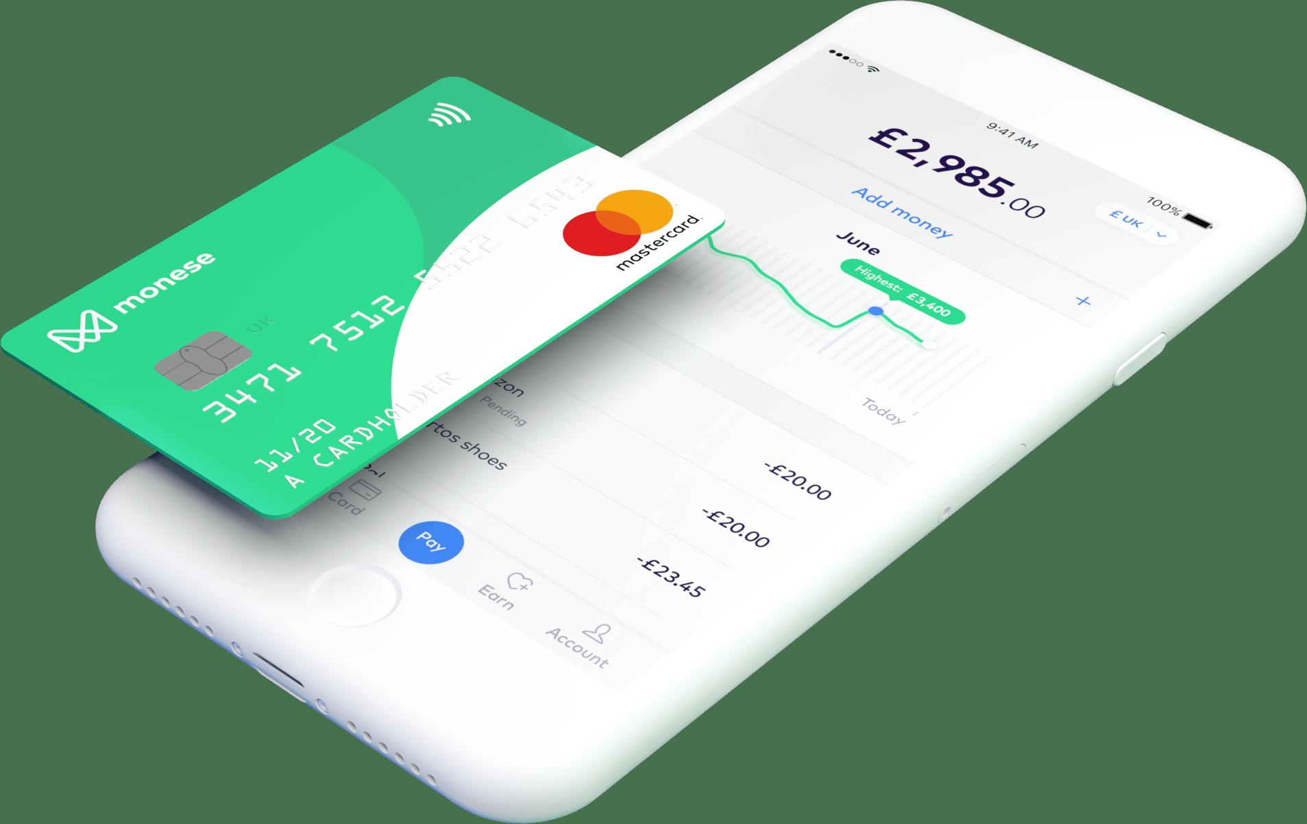 Monese Review | DebitCardGuru com