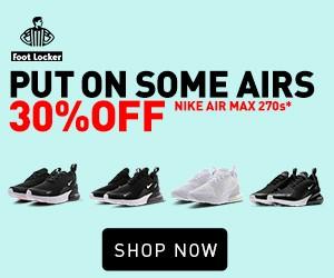 Nike Air Max 270 Promo