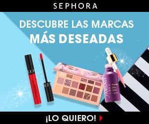 Sephora.es - descuento en productos de belleza