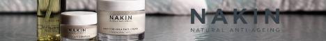 Nakin Skin Care 护肤品牌日霜和晚霜
