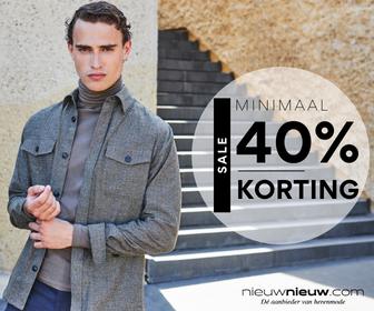 Mid Season Sale: 20%, 25% & 30% korting! - Nieuwnieuw!