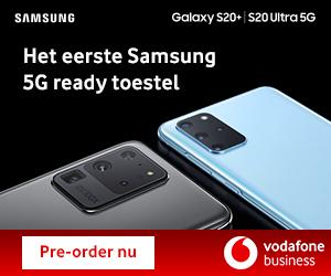 Samsung Galaxy S20: het nieuwe paradepaardje
