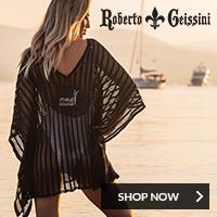 Roberto Geissini - Onlineshop von Robert Geiss und Carmen Geiss