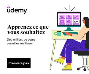 catalogue udemy des cours  gratuits en francais