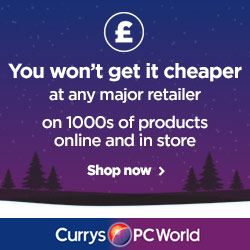 Visit Currys instead