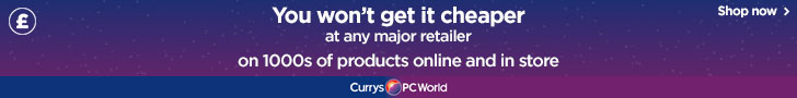 Try Deals from Currys