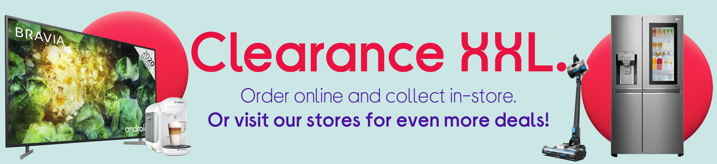 Clearance at Currys PC World