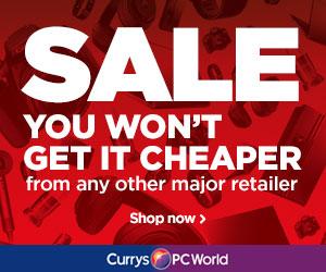 Currys/PCWorld