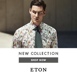 Eton Shirts Banner