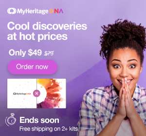 MyHeritage DNA Hot Sale
