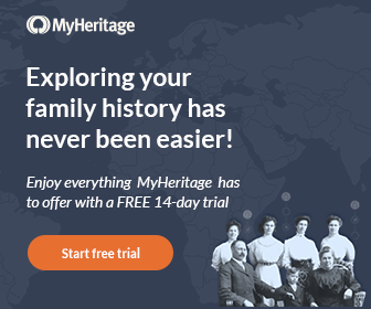 Emigrating or just curious? My Heritage offers a free trial for tracing your family.