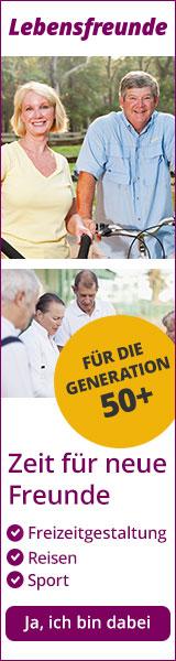 Anzeige - Lebensfreunde DE from awin.com
