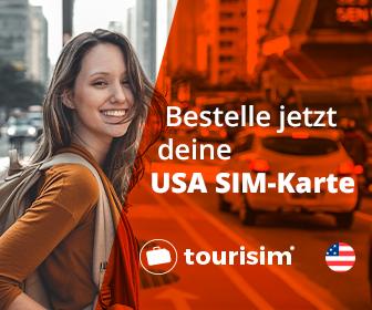Tourisim - SIM-Karten für die USA