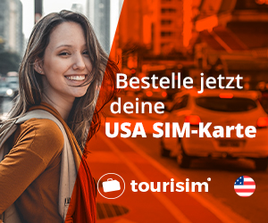 USA Prepaid SIM-Karte von Tourisim